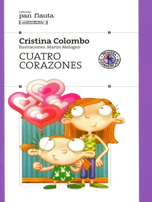cover image of Cuatro corazones
