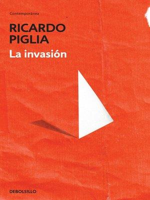 cover image of La invasión