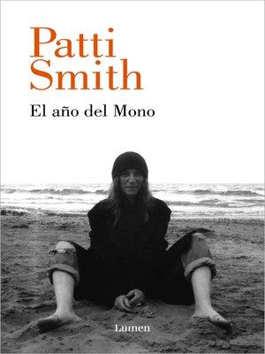 cover image of El año del Mono
