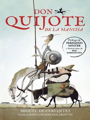 cover image of Don Quijote de la Mancha