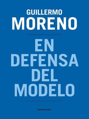 cover image of En defensa del Modelo