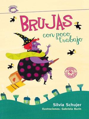 cover image of Brujas con poco trabajo