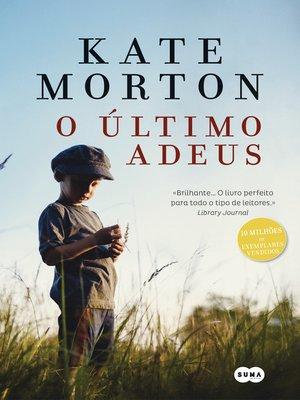 cover image of O último adeus