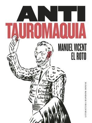 cover image of Antitauromaquia