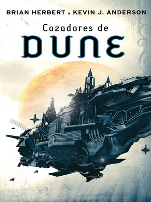 cover image of Cazadores de Dune