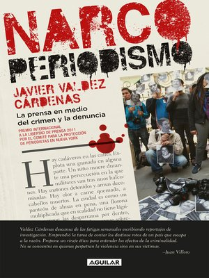 cover image of Narcoperiodismo