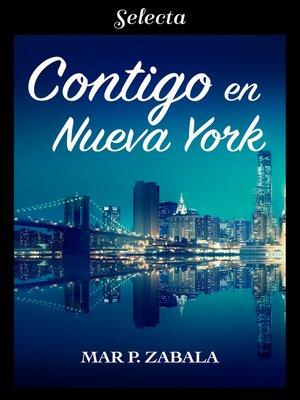 cover image of Contigo en Nueva York