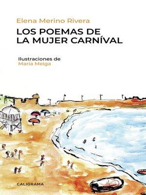 cover image of Los poemas de la mujer carníval