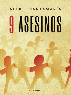 cover image of 9 asesinos