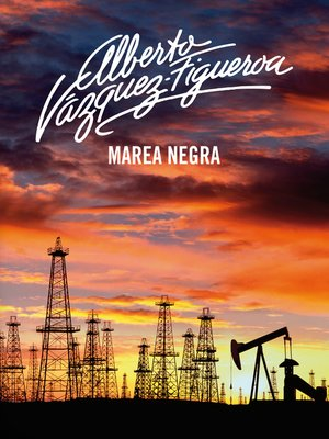 cover image of Marea negra