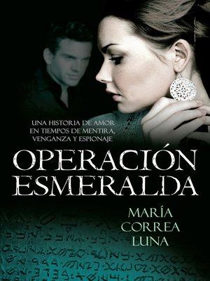 cover image of Operación esmeralda