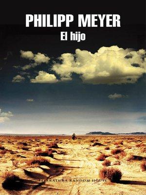 cover image of El hijo
