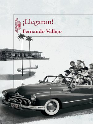 cover image of ¡Llegaron!