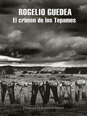 cover image of El crimen de los Tepames