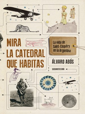 cover image of Mira la catedral que habitas