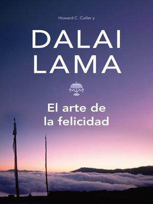 cover image of El arte de la felicidad