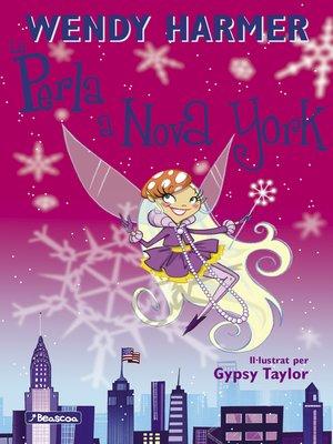 cover image of La Perla a Nova York (Col·lecció La Perla)