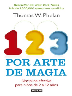 cover image of 1, 2, 3 por arte de magia