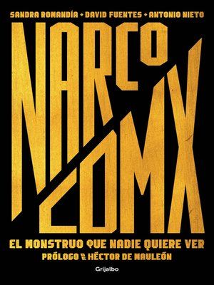 cover image of Narco CDMX