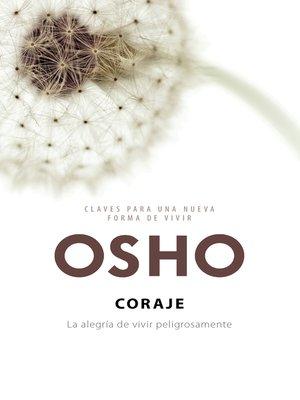 cover image of Coraje (Claves para una nueva forma de vivir)