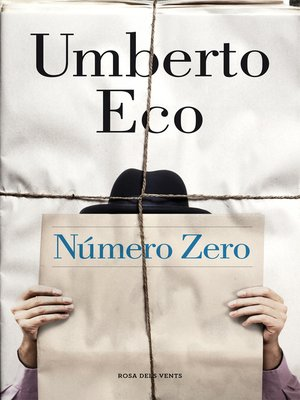 cover image of Número Zero