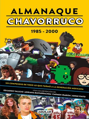 cover image of Almanaque chavorruco