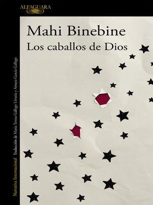 cover image of Los caballos de Dios