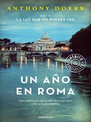 cover image of Un año en Roma