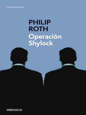cover image of Operación Shylock