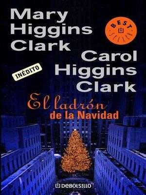 cover image of El ladrón de la Navidad