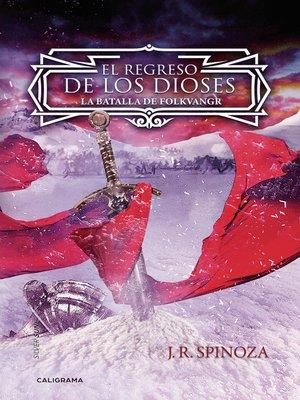cover image of El regreso de los dioses