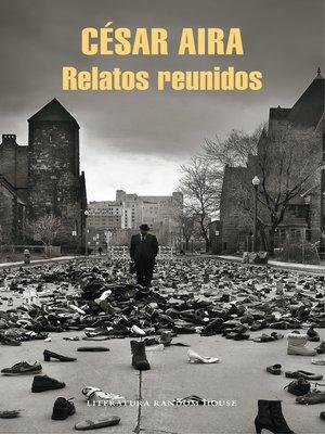 cover image of Relatos reunidos