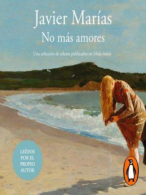 cover image of No más amores