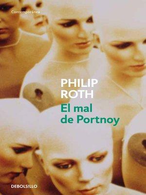cover image of El mal de Portnoy