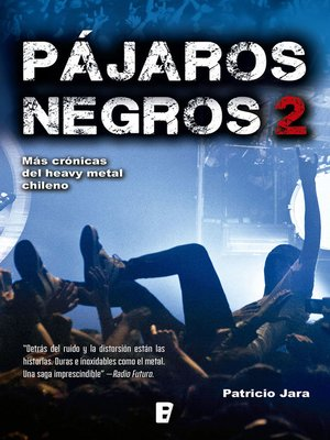 cover image of Pajaros Negros 2