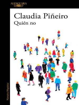 cover image of Quién no