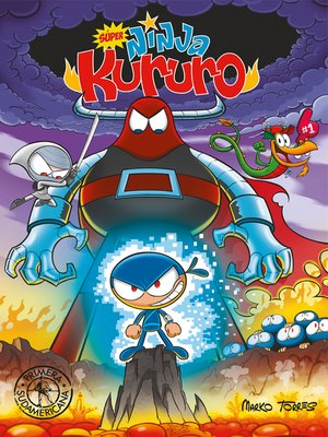 cover image of Super Ninja Kururo