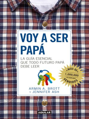 cover image of Voy a ser papá