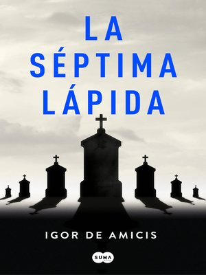 cover image of La séptima lápida