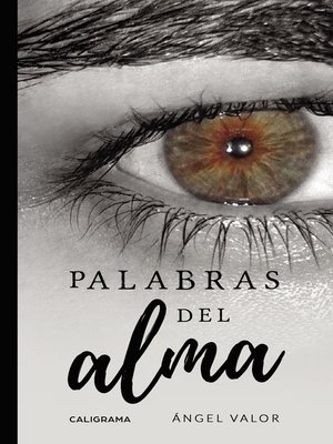 cover image of Palabras del alma