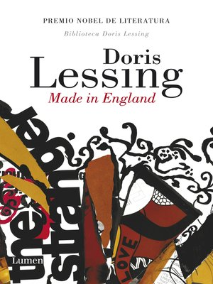 cover image of Made in England