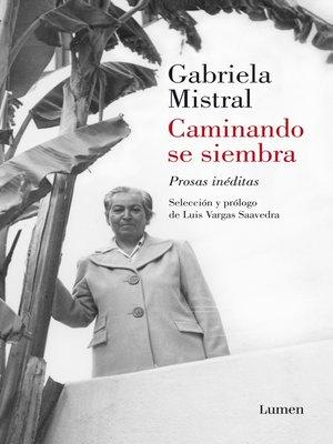 cover image of Caminando se Siembra