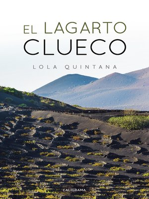 cover image of El lagarto clueco
