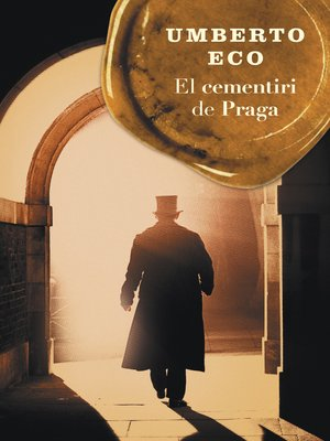 cover image of El cementiri de Praga