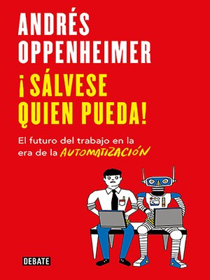 cover image of ¡Sálvese quien pueda!