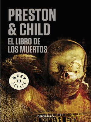 cover image of El libro de los muertos (Inspector Pendergast 7)