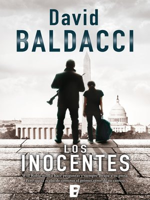 cover image of Los inocentes (Will Robie 1)