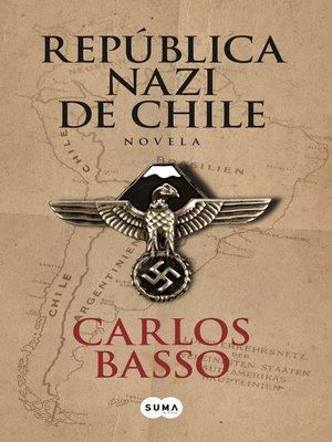 cover image of República Nazi de Chile