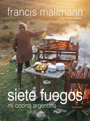 cover image of Siete fuegos