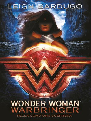 cover image of Wonder Woman: Warbringer